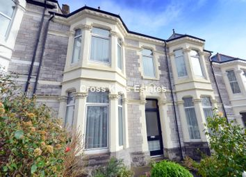 Thumbnail 6 bed terraced house for sale in Tothill Avenue, Plymouth