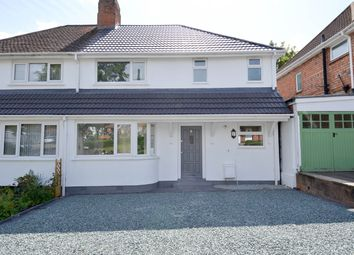 Thumbnail 3 bed semi-detached house for sale in Park View Road, Northfield, Birmingham