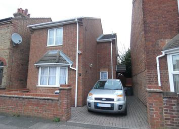 Thumbnail 3 bedroom detached house to rent in Cleveland Street, Kempston, Bedford