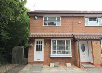 Thumbnail 2 bed end terrace house for sale in Cox's Way, Abbeymead, Gloucester