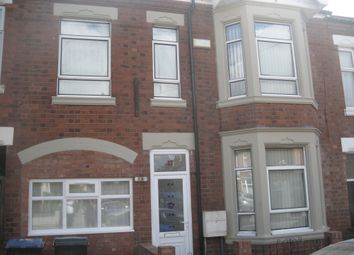 Thumbnail 10 bedroom terraced house to rent in Marlborough Road Room Room 3, Coventry