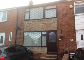 Thumbnail 3 bedroom town house to rent in Milton Gardens, Liversedge