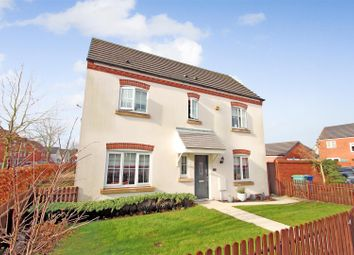 Thumbnail 3 bed detached house for sale in Lakeside Boulevard, Cannock