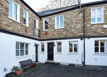 Thumbnail 2 bed terraced house for sale in Coach Yard Mews, London