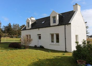 Thumbnail 3 bed detached house for sale in 21 Kilmuir, Dunvegan, Isle Of Skye