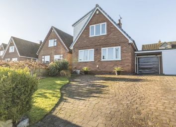 Thumbnail 3 bed detached house for sale in Manse Avenue, Wrightington