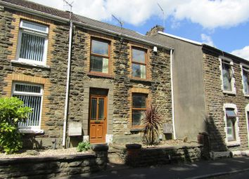 Thumbnail 2 bedroom terraced house for sale in Wychtree Street, Morriston, Swansea, City And County Of Swansea.