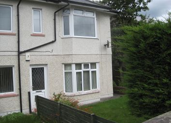 Thumbnail 2 bed flat to rent in Dolfain, Ystradgynlais, Swansea.