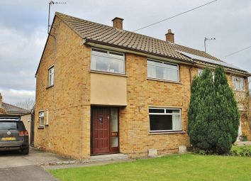 Thumbnail 3 bed semi-detached house for sale in Ashcombe Close, Witney