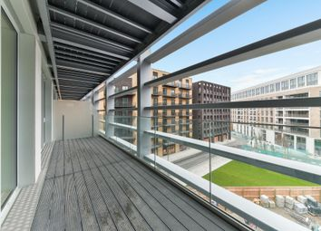 Thumbnail 1 bed flat to rent in Flagship House, Royal Wharf