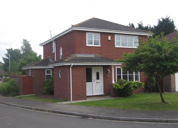 Thumbnail 4 bed detached house to rent in Lakeview Close, North Hykeham, Lincoln