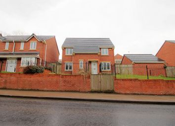 Thumbnail 3 bed detached house for sale in Mottram Road, Hyde