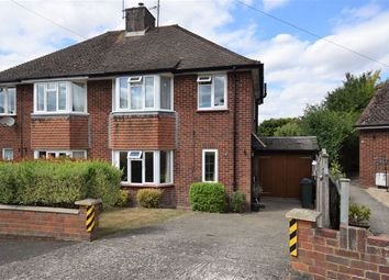 Thumbnail 3 bed semi-detached house to rent in Elm Close, Butlers Cross, Bucks, 0T