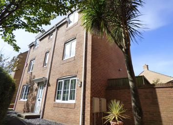 Thumbnail 5 bed town house for sale in Kempe Way, Weston-Super-Mare
