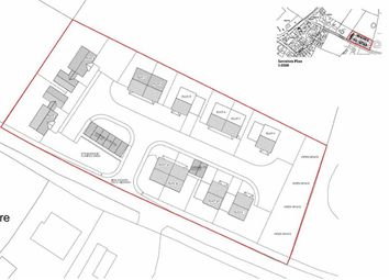 Thumbnail Land for sale in Edgar Road, Wainhouse Close, Bude, Cornwall