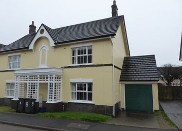 Thumbnail 2 bed semi-detached house to rent in Berry Woods Avenue, Douglas, Isle Of Man