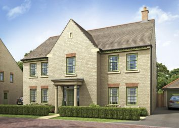 """Thumbnail 5 bedroom detached house for sale in """"Glidewell"""" at Witney Road, Kingston Bagpuize, Abingdon"""