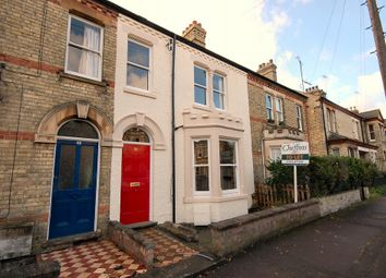 Thumbnail 3 bedroom terraced house to rent in Hartington Grove, Cambridge