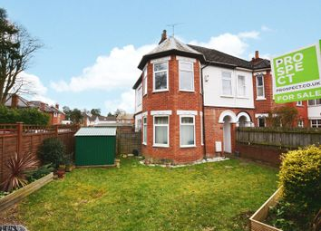 Thumbnail 2 bed maisonette for sale in Gordon Avenue, Camberley, Surrey