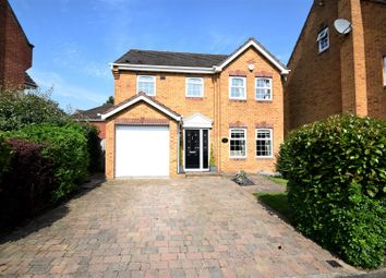 Thumbnail 4 bedroom detached house for sale in Admiral Close, Stoke Park, Bristol