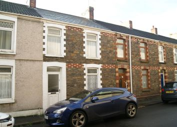 Thumbnail 3 bed terraced house for sale in Llewellyn Street, Port Talbot