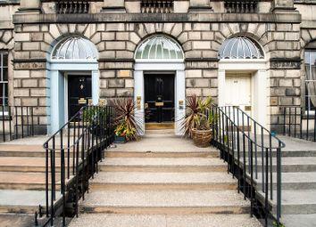Thumbnail 3 bed flat for sale in Great King Street, Edinburgh