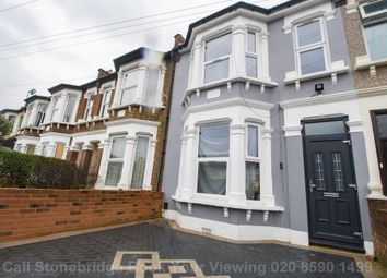4 bed terraced house for sale in Staines Road, Ilford IG1