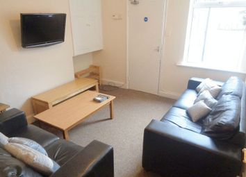 Thumbnail 4 bedroom terraced house to rent in Spital Street, Lincoln