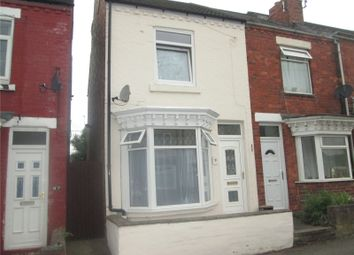Thumbnail 3 bed end terrace house for sale in Queen Street, Creswell, Nottinghamshire