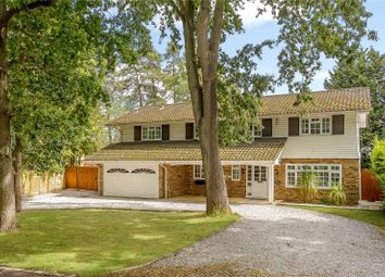 Thumbnail 6 bed detached house for sale in St. Leonards Hill, Windsor, Berkshire