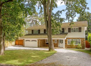 Thumbnail 6 bedroom detached house for sale in St. Leonards Hill, Windsor, Berkshire
