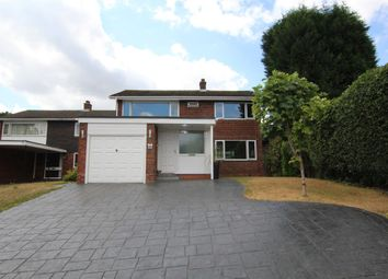 Thumbnail 4 bed detached house for sale in Linforth Drive, Sutton Coldfield