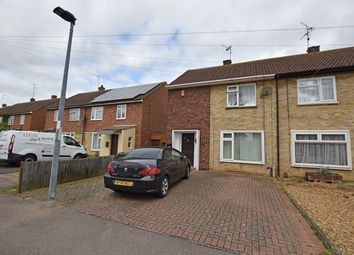 Thumbnail 2 bed semi-detached house for sale in Chiltern Rise, Peterborough