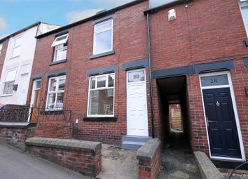 Thumbnail 2 bedroom terraced house to rent in Aisthorpe Road, Sheffield