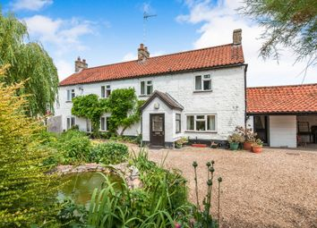 Thumbnail 4 bed property for sale in West End, Northwold, Thetford