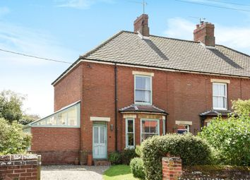 Thumbnail 3 bedroom end terrace house for sale in Station Road, Weybourne, Holt