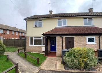 Thumbnail 2 bed end terrace house to rent in Lawrence Road, Wittering, Peterborough
