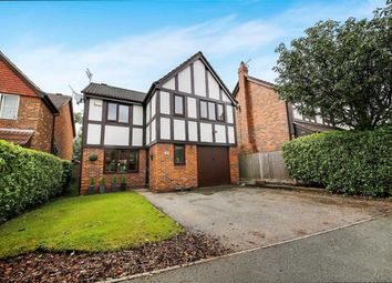 Thumbnail 4 bed detached house for sale in Mornant Avenue, Hartford, Northwich, Cheshire