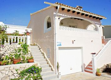Thumbnail 2 bed villa for sale in La Sabatera, Moraira, Alicante, Valencia, Spain
