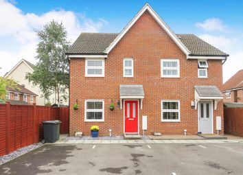 Thumbnail 3 bedroom semi-detached house for sale in Hansen Gardens, Hedge End, Southampton