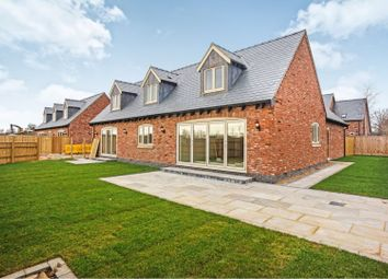 Thumbnail 4 bedroom detached house for sale in Bransby Fields, Sturton By Stow, Lincoln