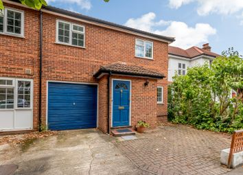 Thumbnail 3 bed semi-detached house for sale in Cranes Park Avenue, Surbiton
