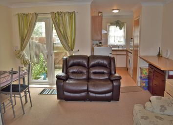 Thumbnail 1 bed flat for sale in 7 Manor Road, Chatham