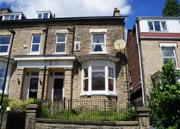 Thumbnail 6 bedroom end terrace house for sale in Harcourt Road, Sheffield