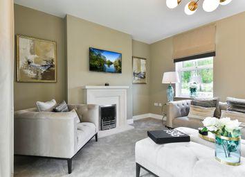 Thumbnail 5 bedroom detached house for sale in Crockford Lane, Basingstoke