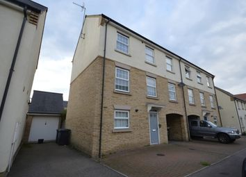 Thumbnail 4 bedroom property to rent in Wellbrook Way, Girton, Cambridge
