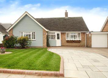 Thumbnail 2 bed detached bungalow for sale in Hawke Close, Rustington, Littlehampton