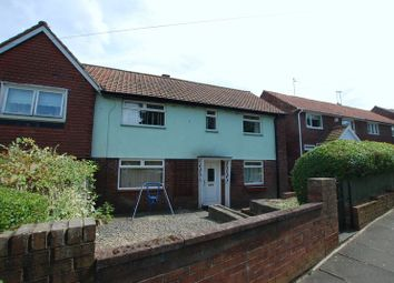 Thumbnail 3 bed semi-detached house to rent in Rosslyn Avenue, Kenton, Newcastle Upon Tyne