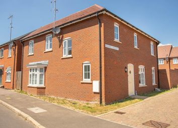 Thumbnail 3 bed detached house for sale in Cranley Crescent, Aylesbury