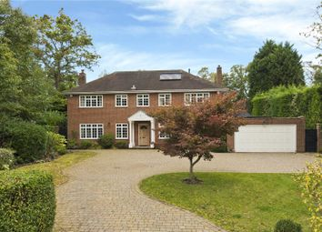 Thumbnail 5 bed detached house to rent in Eriswell Crescent, Hersham, Walton-On-Thames, Surrey